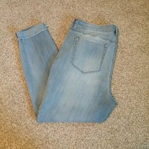 Style & Co. Ankle jeans size 14